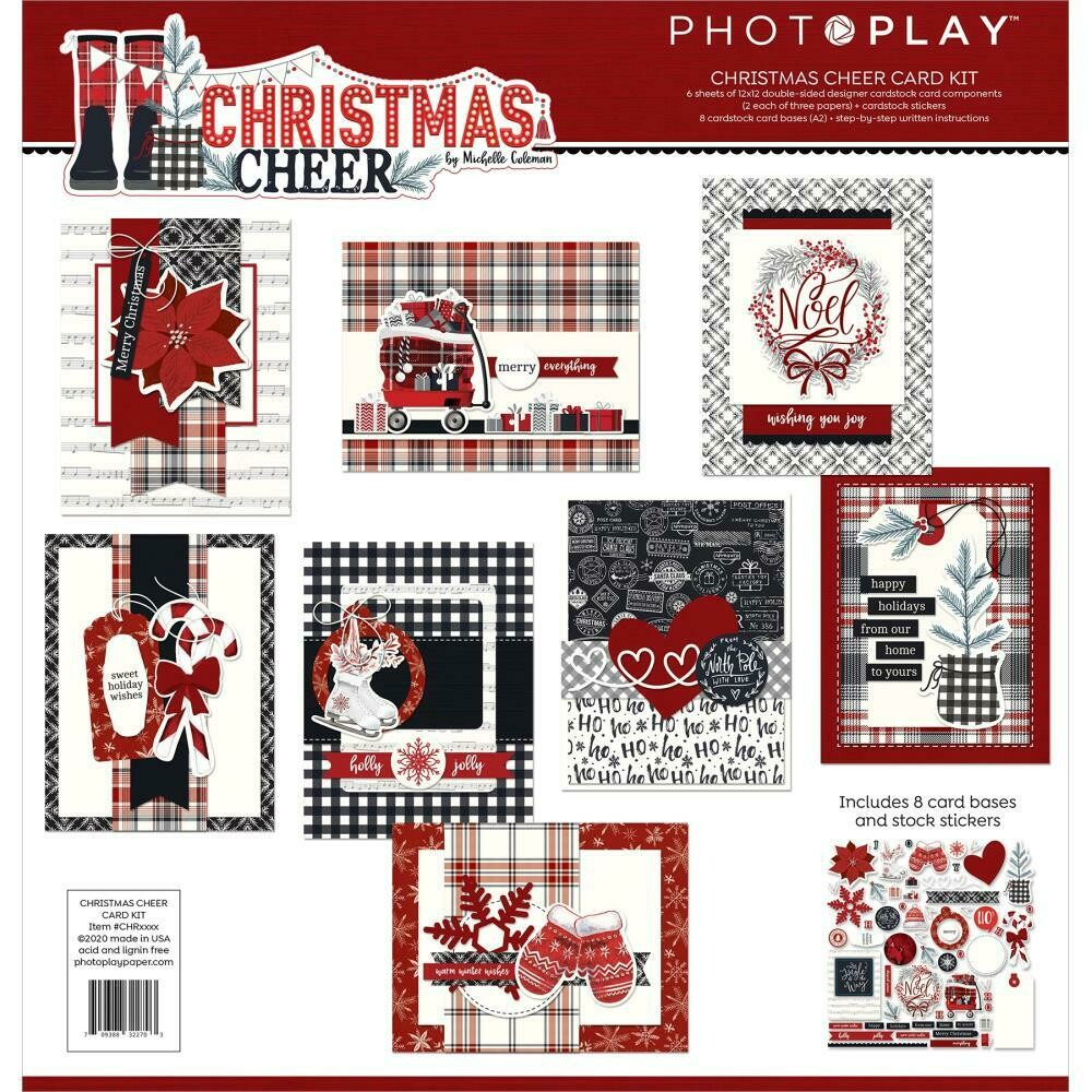 Christmas Cheer Collection Card Kit