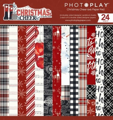 Christmas Cheer - Double-Sided Paper Pad 6