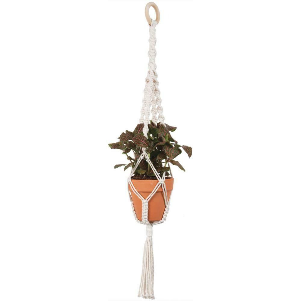 Macrame Plant Hanger Kit - Four Twists