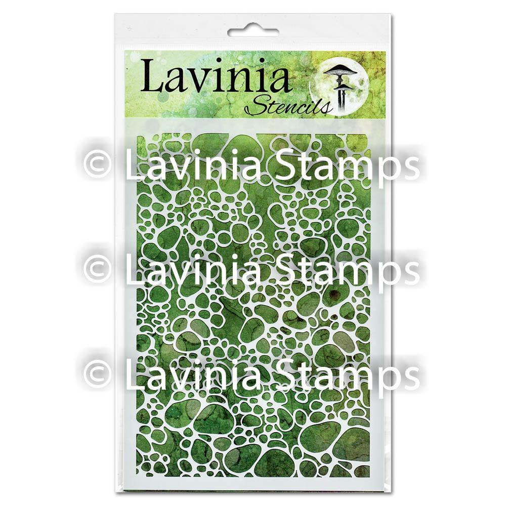 Lavinia Stencils - Pebble
