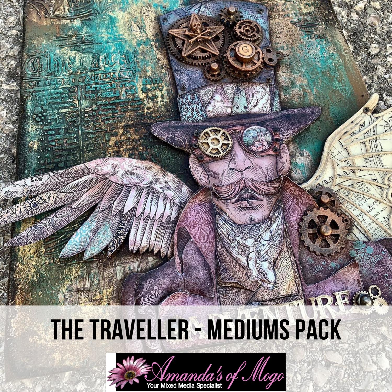 Antonis Tzanidakis' The Traveller - Medium Pack