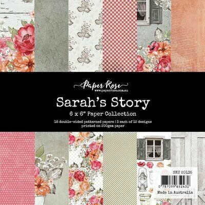 Paper Rose - Sarah's Story 6