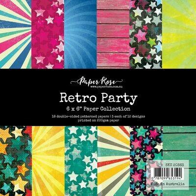 Paper Rose - Retro Party -  6
