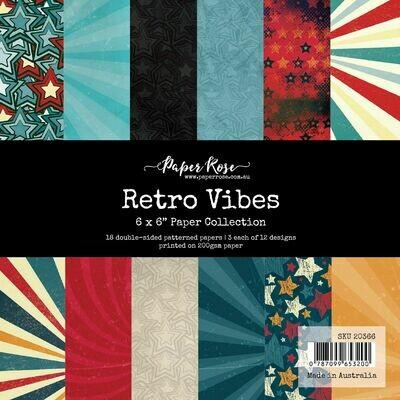 Paper Rose - Retro Vibes -  6