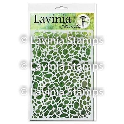 Lavinia Stencils - Stone