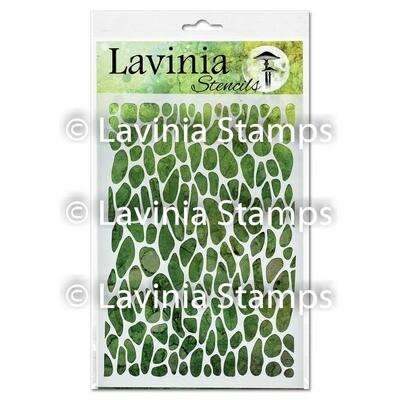Lavinia Stencils - Crackle