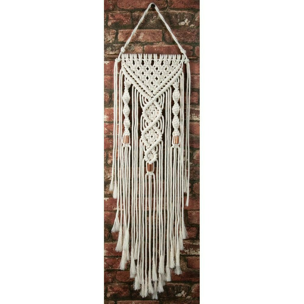 Macrame Wall Hanging Kit - Dual Twists