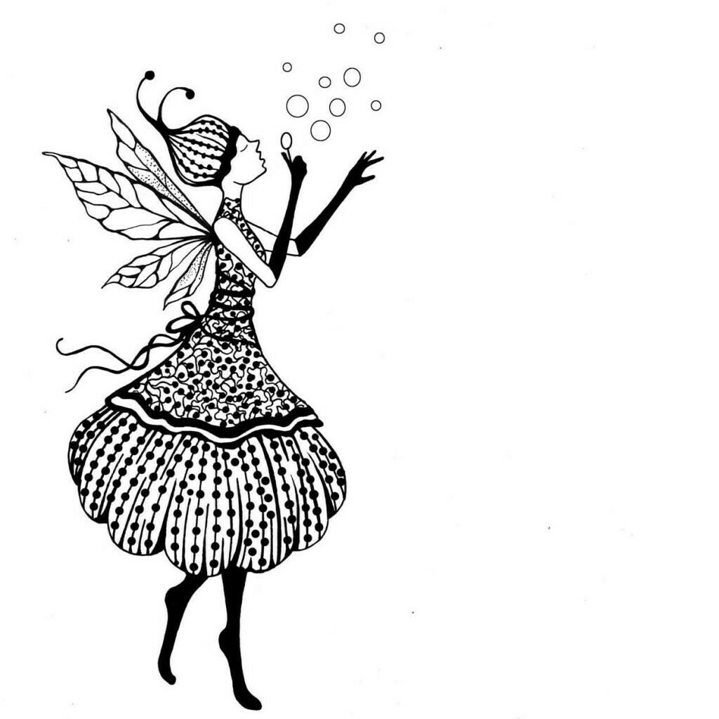 Lavinia Stamp - Giselle