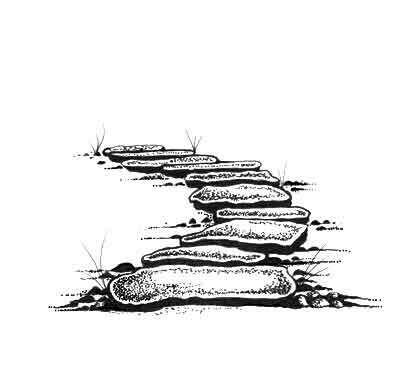 Lavinia Stamps - Fairy Path