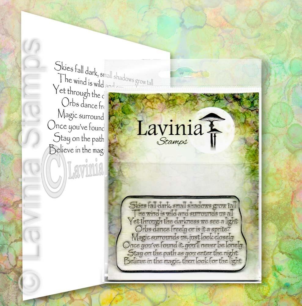 Lavinia Stamps - Magic Surrounds Us