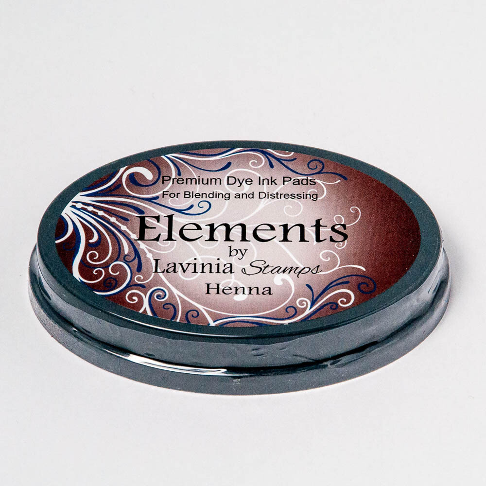 Elements Premium Dye Ink - Lavinia Stamps – Henna