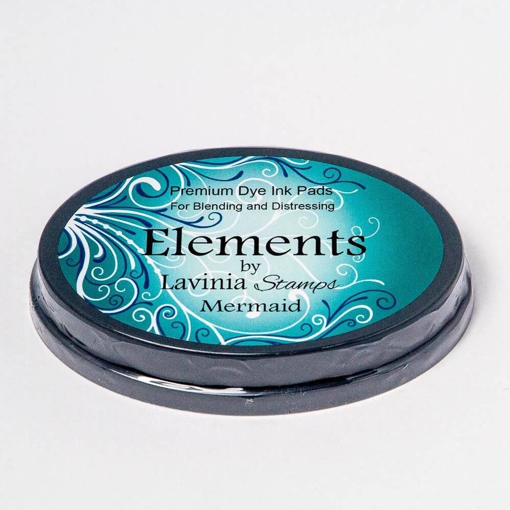 Elements Premium Dye Ink - Lavinia Stamps - Mermaid