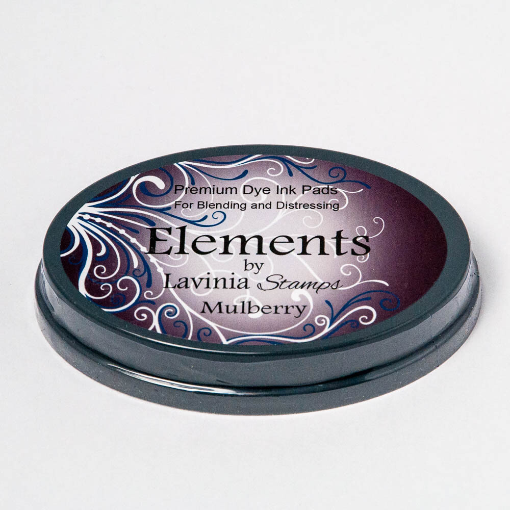 Elements Premium Dye Ink - Lavinia Stamps - Mulberry