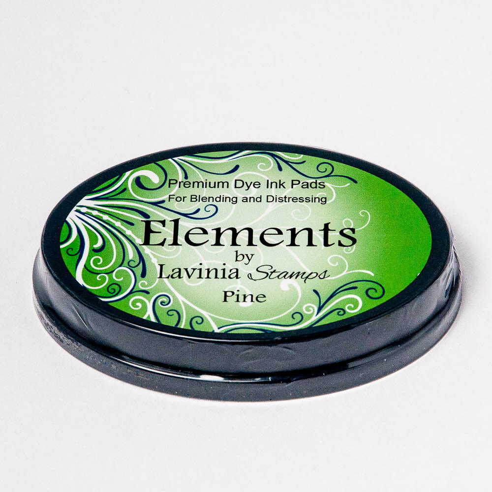 Elements Premium Dye Ink - Lavinia Stamps - Pine