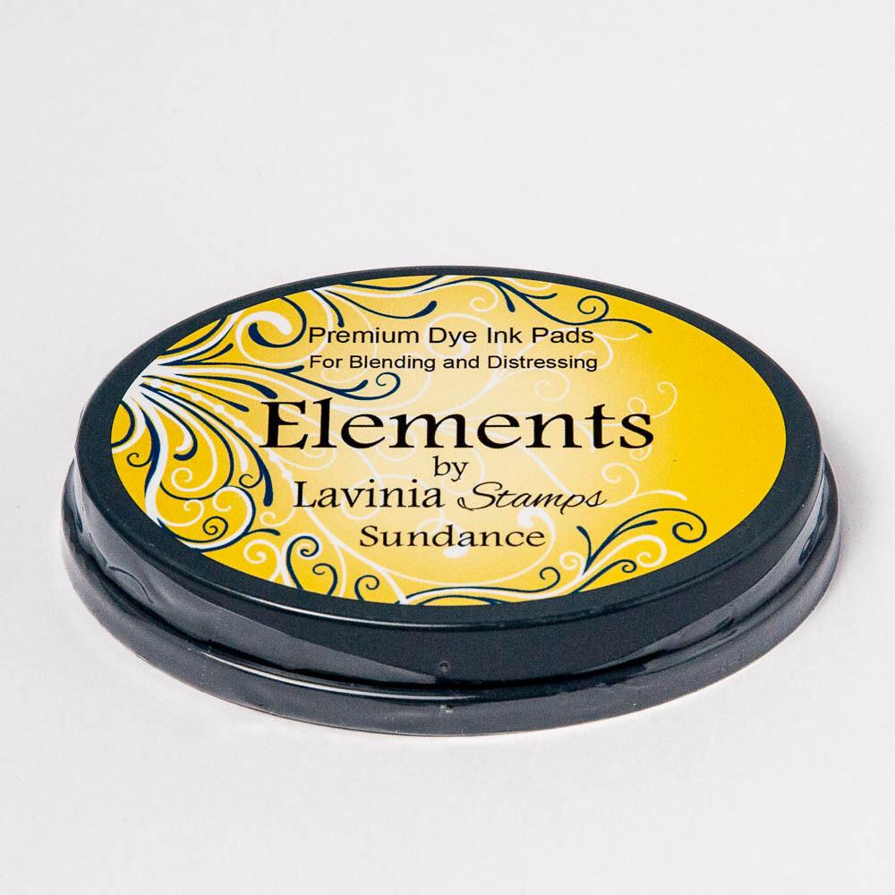Elements Premium Dye Ink - Lavinia Stamps - Sundance
