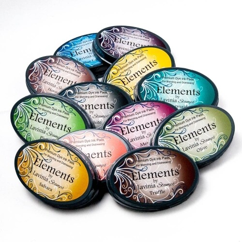 Elements Premium Dye Ink - Lavinia Stamps - Bundle