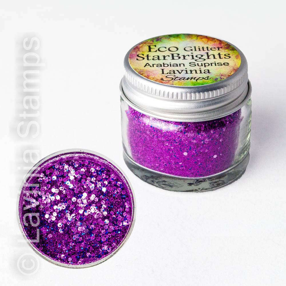 StarBrights Eco Glitter - Lavinia Stamp - Arabian Surprise