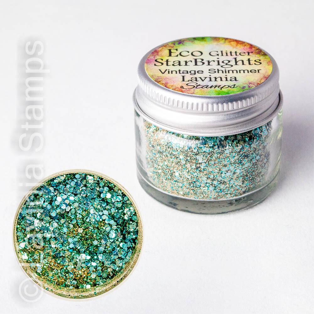 StarBrights Eco Glitter - Lavinia Stamps - Vintage Shimmer