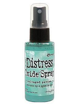 Tim Holtz Distress® Oxide® Spray - Salvaged Patina