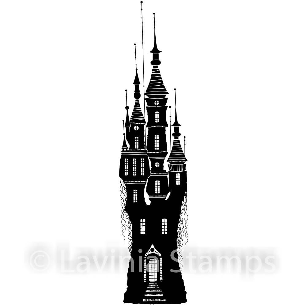 Lavinia Stamps - Far World Castle