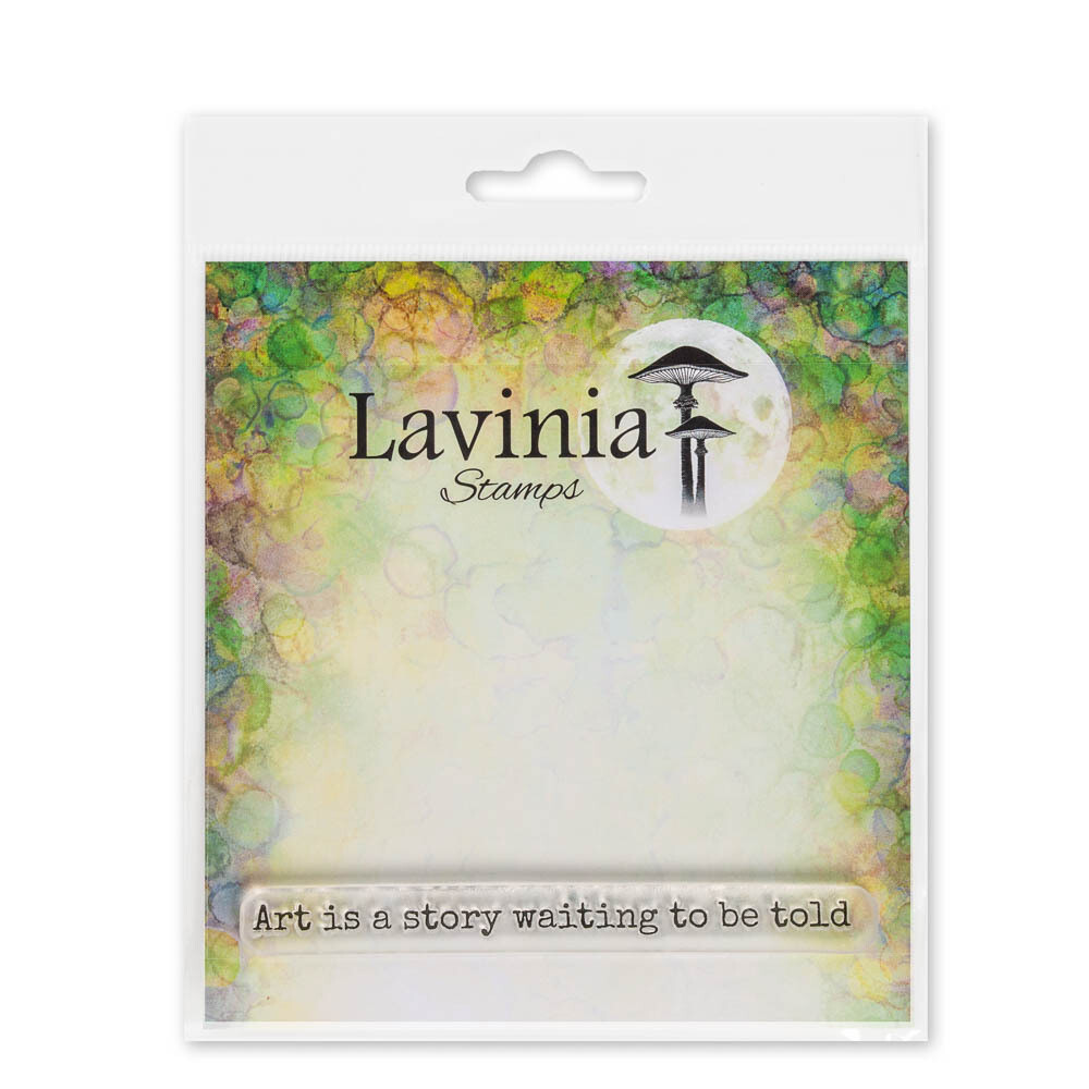 Lavinia Stamps - Art Is a Story
