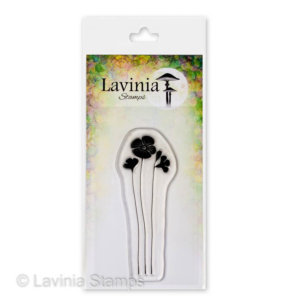 Lavinia Stamps - Garden Poppy
