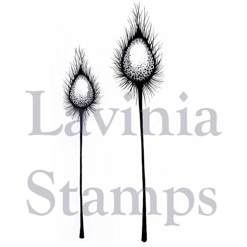 Lavinia Stamps - Dragon Pods Stamp