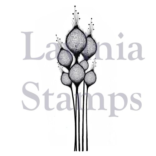 Lavinia Stamps - Fairy Thistles Stamp