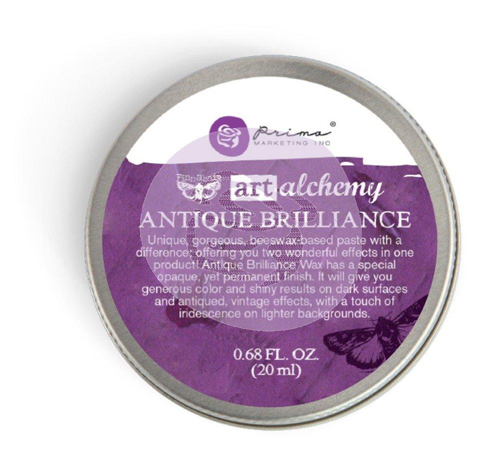Art Alchemy - Antique Brilliance - Amethyst Magic