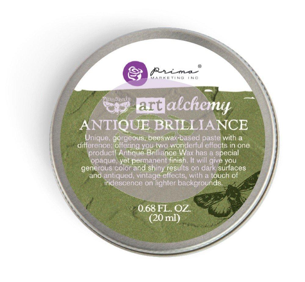 Art Alchemy - Antique Brilliance - Lucky Emerald