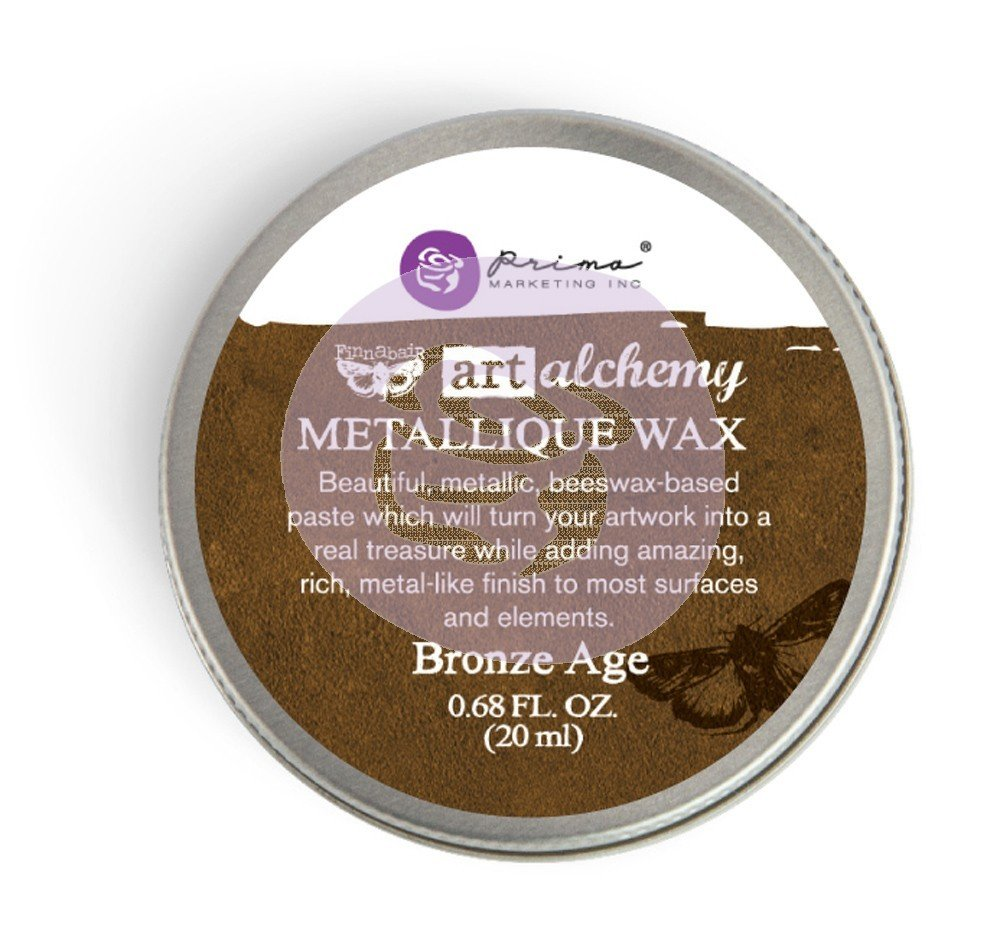 Art Alchemy - Metallique Wax - Bronze Age