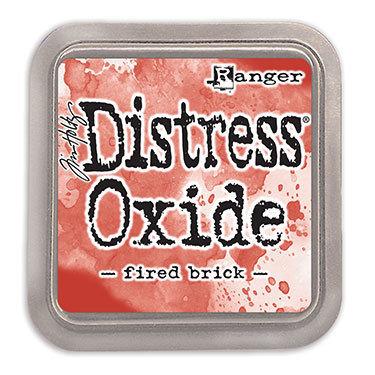Distress Oxide Ink Pad - Fired Brick