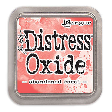 Distress Oxide Ink Pad - Abandoned Coral