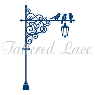 Tattered Lace - Lamp Post Die