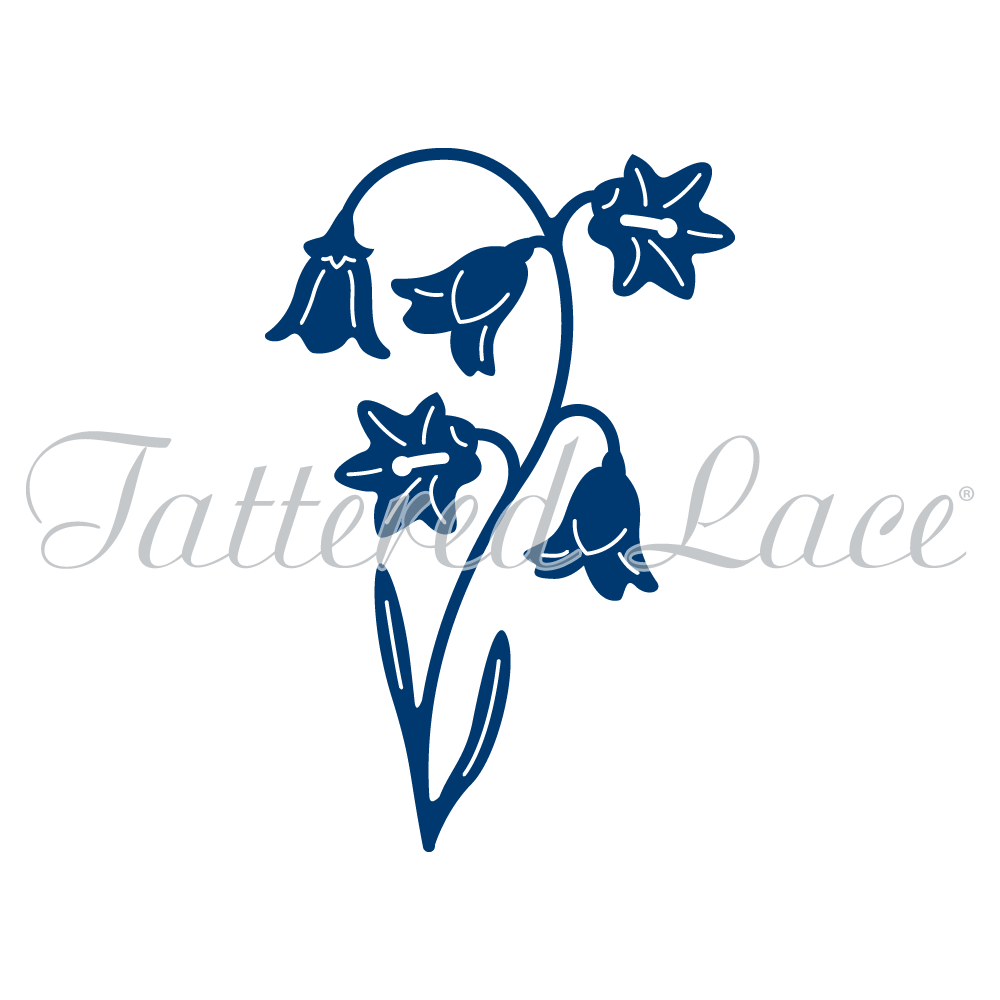 Tattered Lace - Harebell Die