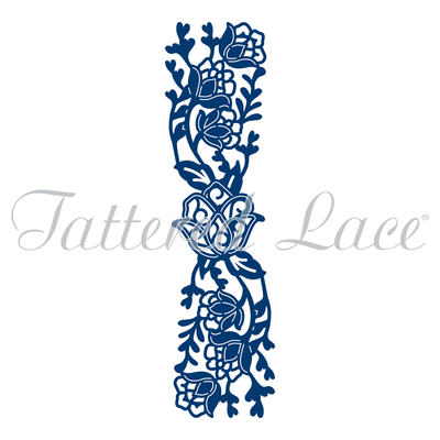 Tattered Lace - Angelique Border Die