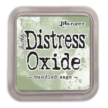Distress Oxide Ink Pad - Bundled Sage