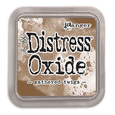 Distress Oxide Ink Pad - Gathered Twigs