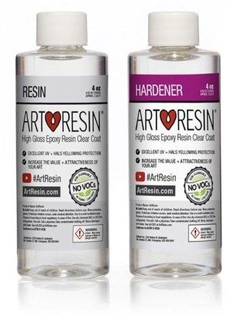ArtResin Epoxy Resin - 236ml (8 oz)