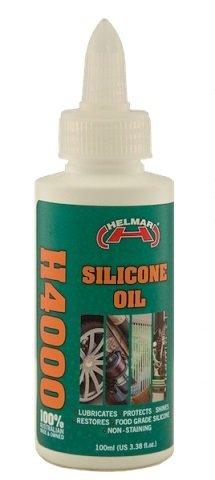 Helmar Silicone Oil 100ml (H4000)