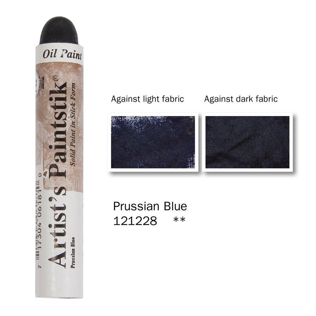Shiva Paintstik Artist Colours - Prussian Blue