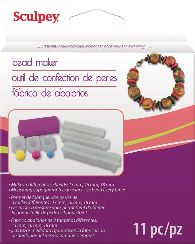 Sculpey® Bead Maker - Polymer Clay