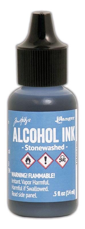 Tim Holtz® Alcohol Ink - Stonewashed