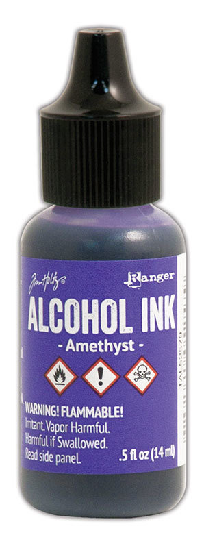 Tim Holtz® Alcohol Ink - Amethyst