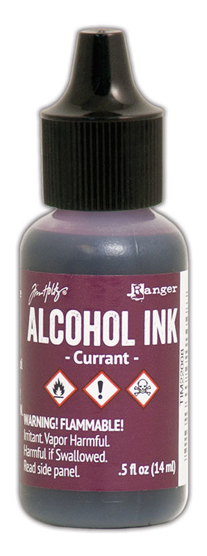 Tim Holtz® Alcohol Ink - Currant