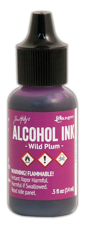 Tim Holtz® Alcohol Ink - Wild Plum