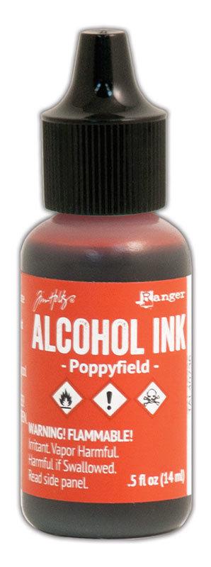 Tim Holtz® Alcohol Ink - Poppyfield
