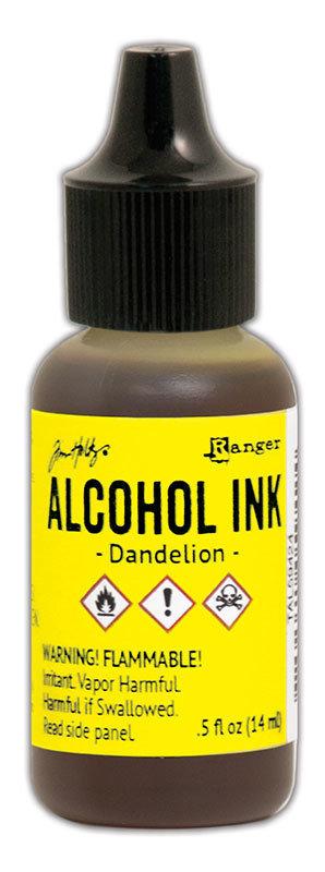 Tim Holtz® Alcohol Ink - Dandelion