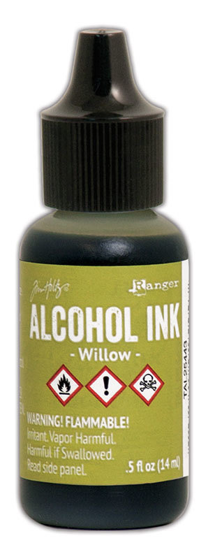 Tim Holtz® Alcohol Ink - Willow