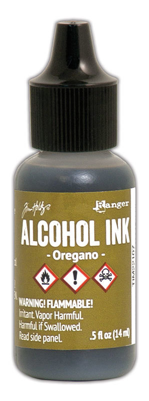 Tim Holtz® Alcohol Ink - Oregano